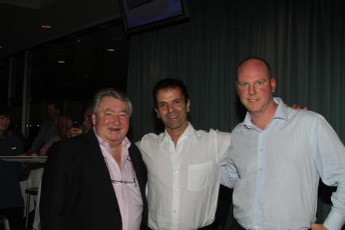 Roy Higgins & Wylie Dalziel Racing Launch