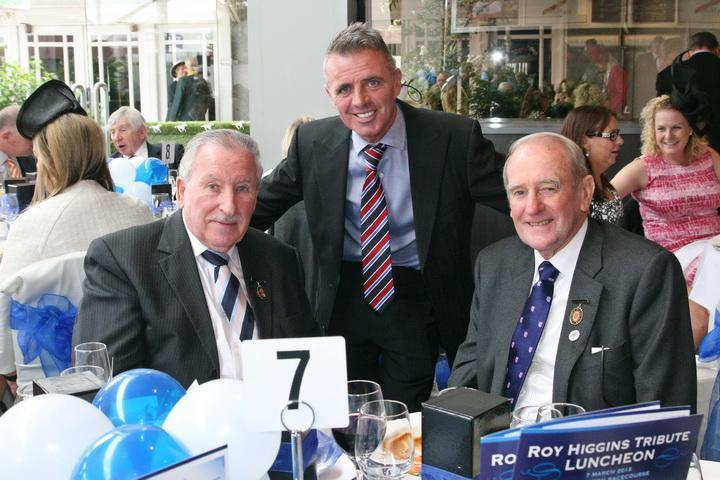 Roy Higgins MBE